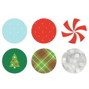 Picture of Holiday Mini Locket Backdrops