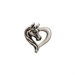 Picture of Horse Heart Charm